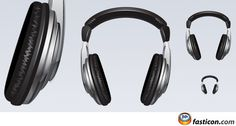 Free Headphone Icon