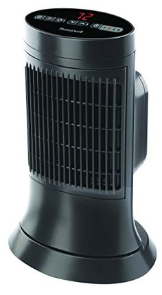 Keep an area in your home toasty with this Honeywell tower heater that features a compact design and cool-touch housing for easy transport from room to room. The programmable thermostat and or timer allow efficient operation. Portable Electric Heaters, Portable Heater, Small Room Heater, Room Humidifier, Tower Heater, Electric Radiators, Heating Systems, Cool Things To Buy