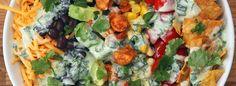 Southwestern Taco Salad - weight loss calculator