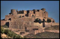 Castillo Parador de Cardona, Colegiata de Sant Viçens
