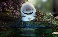 Petit Kemushi by Nozomi | Fantasy | 3D | CGSociety