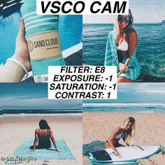 30 VSCO Filters for Summer - VSCO Filter Hacks Vsco Filters Summer, Best Vsco Filters, Girl Photography Poses, Photography Editing, White Instagram Theme, Lightroom, Vsco Themes, Photo Editing Vsco, Vsco Presets