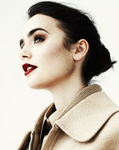 Lily Collins as Layla