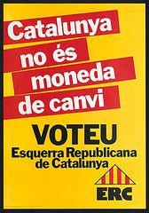 Catalunya no és moneda de canvi.