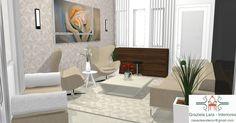 Construindo Minha Casa Clean: Consultoria de Decoração com 3D - Sala de Estar com Piano!