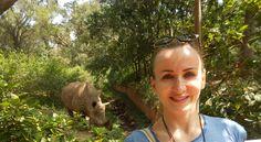 Yoga Vacation at Mysore_Zoo Sandra