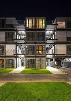 Cité a Docks by Cattani Architects   bvs   a cross media studio + a global design resource