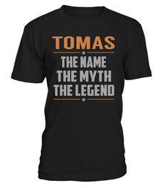 TOMAS - The Name - The Myth - The Legend #Tomas