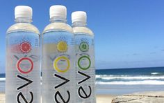 Evo Water Evolved - Water made with palate cleansing in mind.   Heighten your sense of taste.