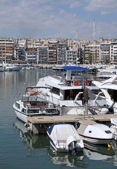 Piraeus, Athens, Greece Athens Greece, Places Of Interest, What A Wonderful World, Cyprus, Fishing Boats, Wonders Of The World, Places Ive Been, Countries, Sailing