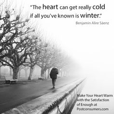 Favorite Winter Quotes: Cold Hearts Long Winters