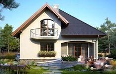 O casă de vis cu mansardă ideală unei familii cu 4 membri, cu o suprafață de 132 m² | stiri.MagazinulDeCase.ro