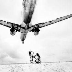 Jet Airplane by Josef Hoflehner
