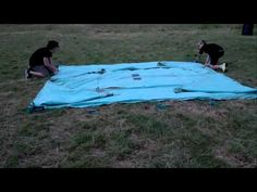 Bromley Scouts - folding an Icelandic Picnic Blanket, Outdoor Blanket, Tents, Scouts, Iceland, Beach Mat, Youtube, Teepees, Ice Land