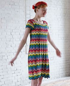 Vestido de crochê ponto zig-zag  (350x430, 45Kb)