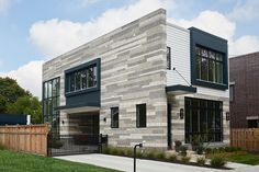Contemporary Style House Plan - 3 Beds 2.50 Baths 2368 Sq/Ft Plan #928-296 Exterior - Other Elevation