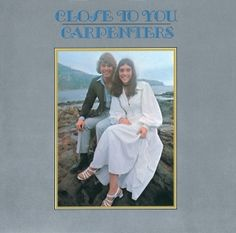The Carpenters classic music I remember this album so much. I thought that falling in love would feel like a Carpenters song. Lps, Karen Carpenter, Richard Carpenter, El Rock And Roll, The Cardigans, Great Albums, My Childhood Memories, School Memories, Sweet Memories