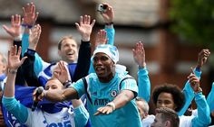 Drogba leaves Chelsea on a high again... but his career isn't over yet #DailyMail