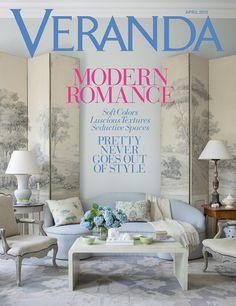 Veranda Magazine March/April 2012