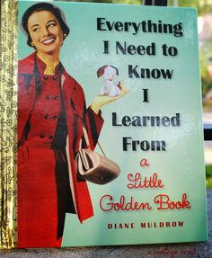 AVN Book Club: Everything I Need to Know I Learned from a Little Golden Book