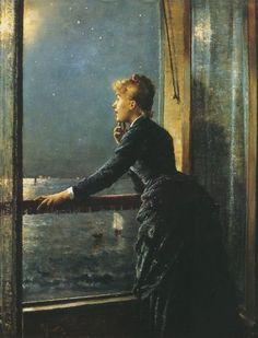Alfred Stevens ~ Academic Classical painter | Tutt'Art@ | Pittura * Scultura * Poesia * Musica |