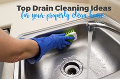 Top Drain Cleaning I