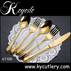 Fancy Stainless Steel Names Of Cutlery Set Items Alibaba Pinterest