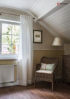 Modern Interior, Interior Design, Backyard House, Attic Design, Scandinavian Home, Spare Room, Cozy House, Sweet Home, Home And Garden