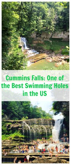 Cummins Falls: One of the Best Swimming Holes in the US