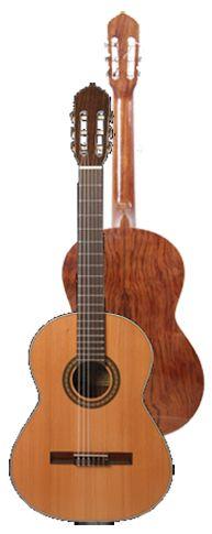 Ver Modelo B7 - Guitarra Clásica del Constructor Francisco Bros, en el Blog de guitarra Artesana