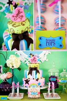 sweet 16 cakes for girls | ... for the stars theme sweet 16 birthday party sweet 16 party cake