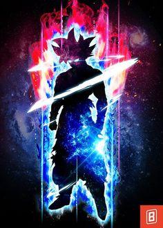 Stunning artworks from Dragon Ball Super collection. Dragon Ball Gt, Dragon Ball Image, Wallpaper Do Goku, Spiderman Art, Animes Wallpapers, Anime Art, Pokemon, Fan Art, Naruto