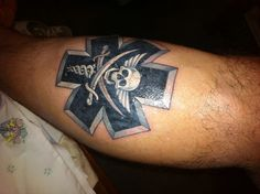 EMS star of life pirate | Tattoos | Pinterest