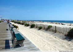 """Point Pleasant, NJ is not just about the boardwalk, but I sit on the """"Little Bit of Heaven"""" bench all the time."""