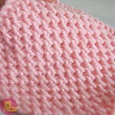 Crochet and Knitting Needles Astrakhan Stitch Knitting Stiches, Easy Knitting Patterns, Knitting Videos, Crochet Stitches, Baby Knitting, Stitch Patterns, Crochet Patterns, Simple Knitting, Knitting Needles