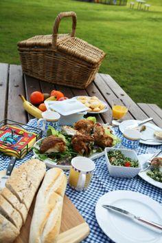 #summertime #picnics #endlessdays ☀