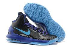 http://www.jordanaj.com/820632257-nike-zoom-kd-5-shoes-black-blue.html 820-632257 NIKE ZOOM KD 5 SHOES BLACK BLUE Only $85.00 , Free Shipping!