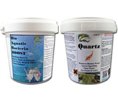 Combo Quartz + Bio Aquatic Bacteria Boost