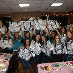 ZTA sorority at Lehigh University loves SCOUT bags! http://www.bungalowco.com/t-2-bags-and-totes.aspx