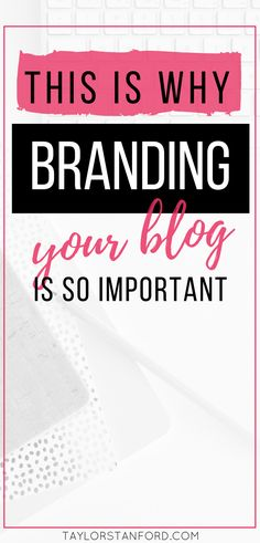 Building A Brand | B