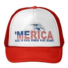 Cover your head with a customizable American Flag hat from Zazzle! Shop  from baseball caps to trucker hats to add an extra touch to your look! 27da98bedefb