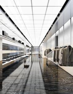 Ermenegildo Zegna Flagship Store
