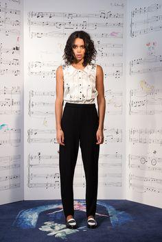Rachel Antonoff - Fall 2014 Ready-to-Wear - Look 27 of 30