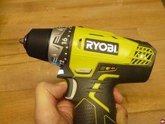 Ryobi R12DD-LL13S www.zone-outillage.fr