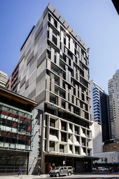 The Castlereagh Apartments,Courtesy of Tony Owen Partners