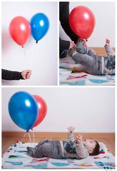 Resultado de imagen para motricidad con globos Baby Sensory Classes, Baby Sensory Play, Toddler Learning Activities, Infant Activities, Games For Toddlers, Homemade Baby Toys, Baby Play Areas, Montessori Toys, Baby Development