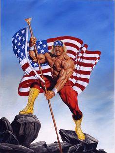 Hulk Hogan: Real American