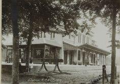 NCS-Station Perronzijde Ca. 1900