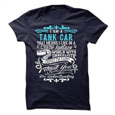 I Am A Tank Car - #tee itse #sweater boots. MORE INFO => https://www.sunfrog.com/LifeStyle/I-Am-A-Tank-Car-49947487-Guys.html?68278