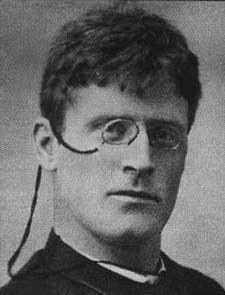 A young Knut Hamsun (1859-1952).